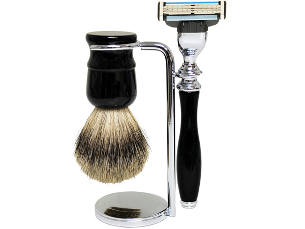 HR_407-087-00_kensington-luxury-acrylic-black-mach3-shaving-set-silvertip-brush