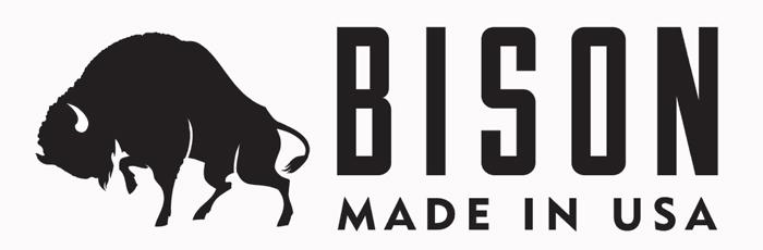 bisonmadelogo