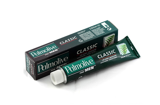 Palm Olive for Men Classic Shaving