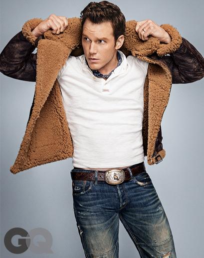 Chris Pratt for GQ Photoshoot