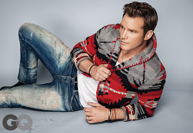 Chris Pratt for GQ