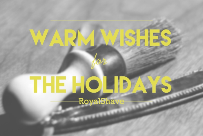 RoyalShave Merry Christmas