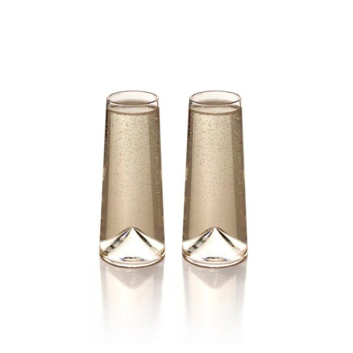 Monti-Flute Champagne Glasses