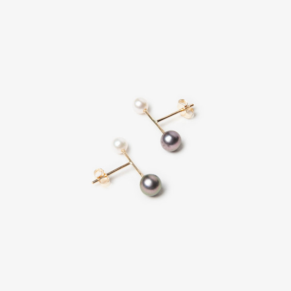 Majorette Pearl Earrings