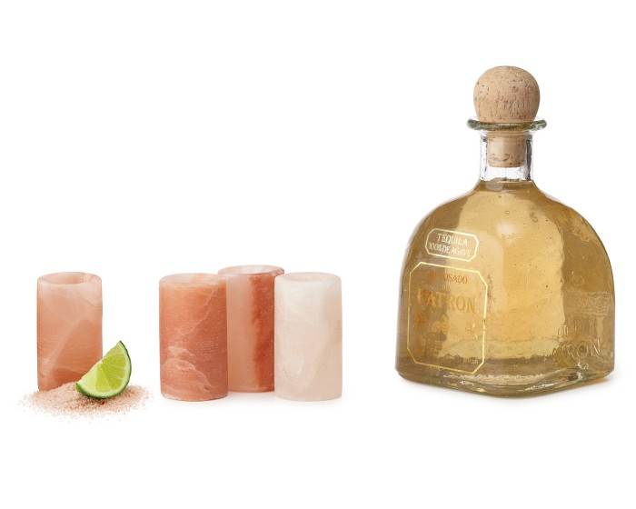 Tequila shot glasses