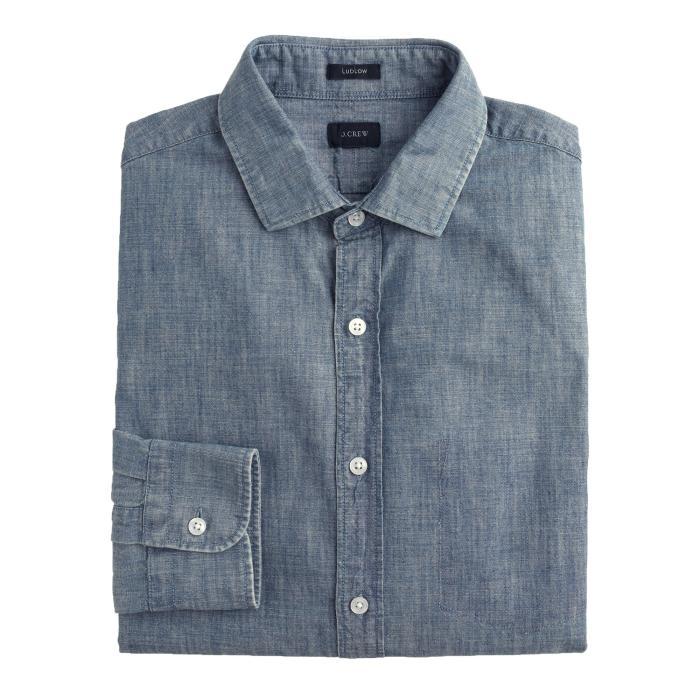 J. Crew Ludlow Shirt