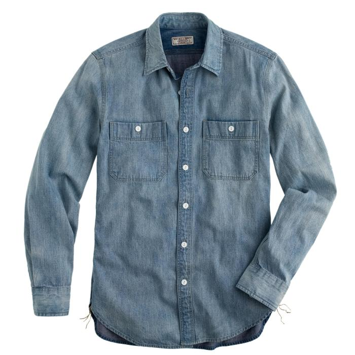 JCrew Workshirt