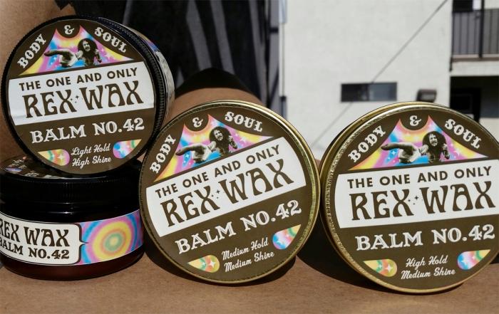 Rex-Wax-Balms