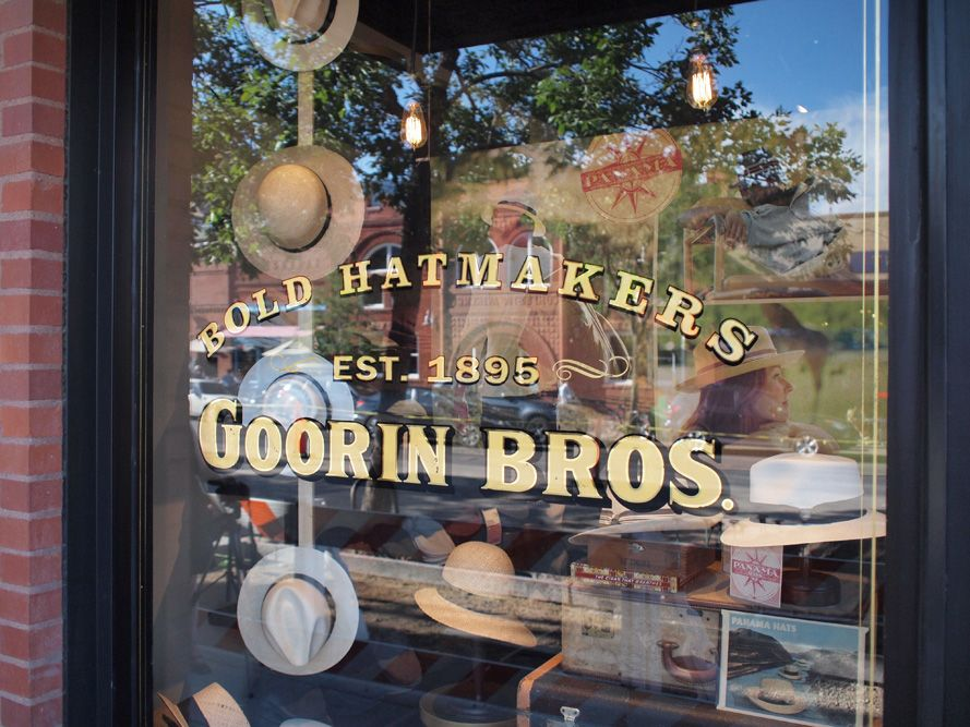 Store Profile: Goorin Brothers «