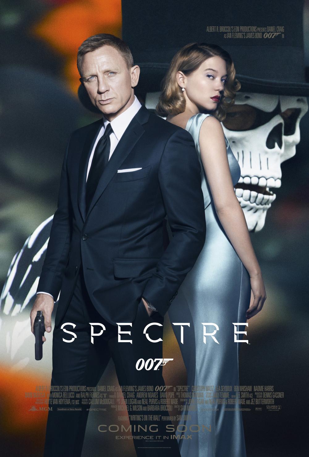 "Inspired Style: James Bond ""Spectre"" «"