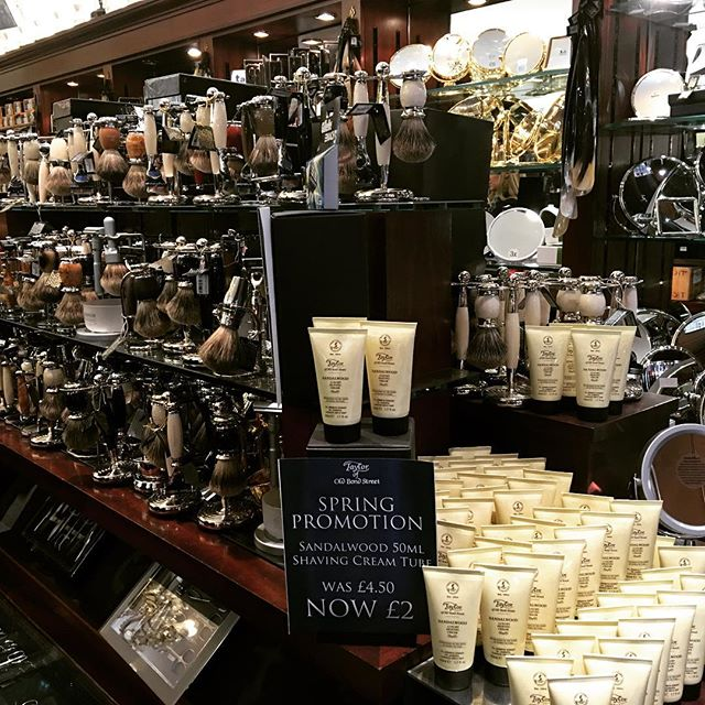 b1c425a62a83 The History of Wet Shaving: Taylor of Old Bond Street «