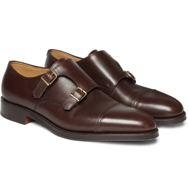 john-lobb-monk-strap-shoes