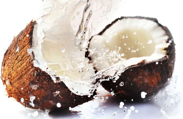 Royal Shave shares coconut oil benefits